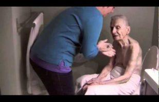 Bathing & Dressing Elderly